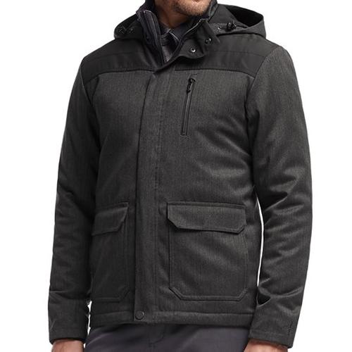 Ranger MerinoLOFT Hooded Jacket by Icebreaker in Everest