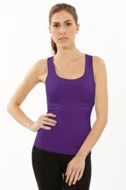 Adult Original Seamless Ribbed Rib Tank Top by Sugarlips in About Last Night