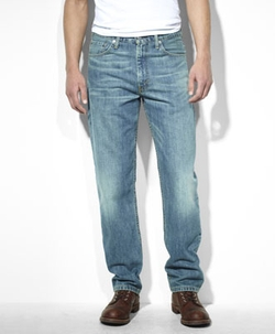 550 Relaxed Fit Jeans by Levi's in Need for Speed