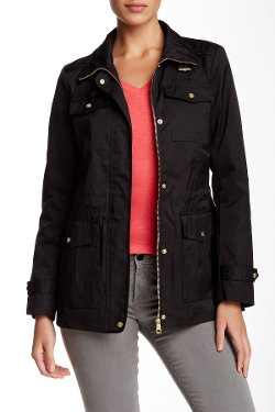 Spread Collar Field Jacket by Cole Haan in Thor
