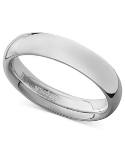 Tungsten Carbide Ring by Triton in Before I Wake