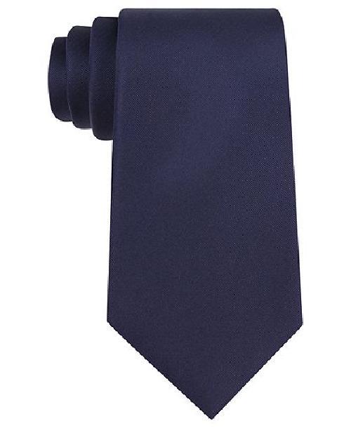 Solid Satin Tie by Purple Label in Godzilla
