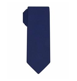 Solid Heavy Twill Tie by David Fin in Power