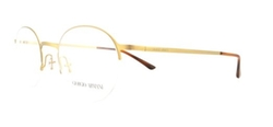 Round Eyeglasses by Giorgio Armani in Top Five