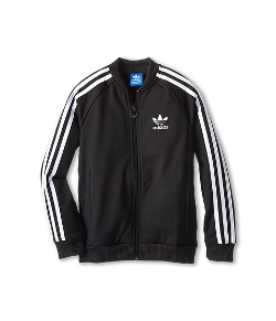 Big Kids Superstar Track Top by Adidas in Max