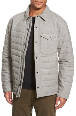 Quilted Field Jacket by Relwen in Arrow