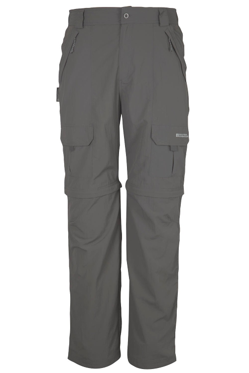 Terrain Zip-Off Mens Hiking Pants by Mountain Warehouse in The Best of Me
