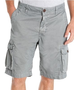 Solid Cargo Shorts by Lucky Brand in The Big Lebowski