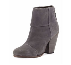 Classic Newbury Nubuck Ankle Boots by Rag & Bone in How To Get Away With Murder