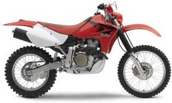 XR 650 R Dirt Bike by Honda in The Place Beyond The Pines
