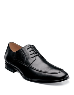 Burbank Leather Bike-Toe Oxford Shoes by Florsheim in We Are Your Friends