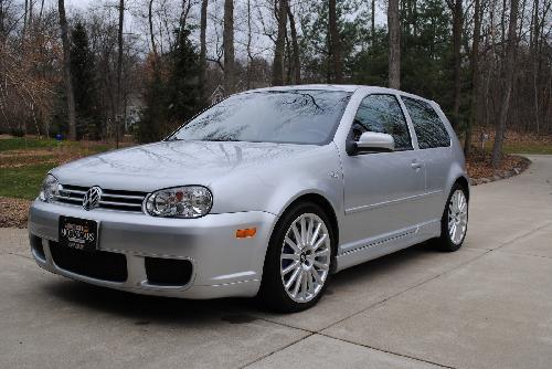 R32 by Volkswagen in Million Dollar Arm