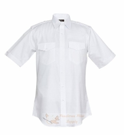 Short Sleeve Elite Pilot Shirt by Aero Phoenix in Ex Machina