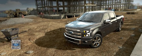F-150 Pickup Truck by Ford in The Best of Me