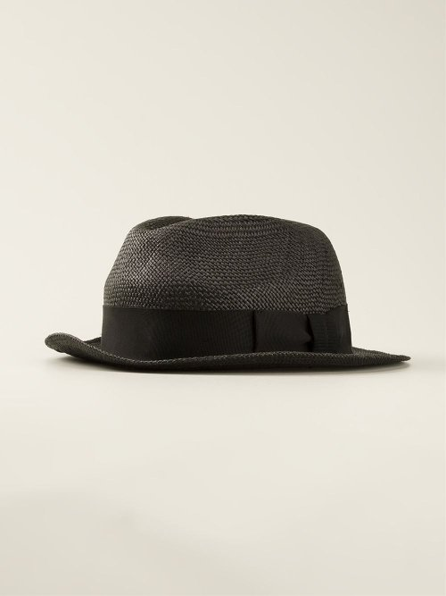 Trilby Hat by Paul Smith in Entourage