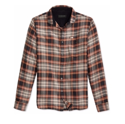 Easy Rider Long-Sleeve Flannel Shirt by Kr3w in Hell or High Water
