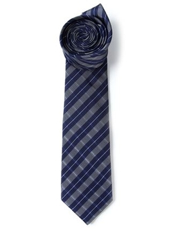 Striped Tie by Lanvin in The Blacklist