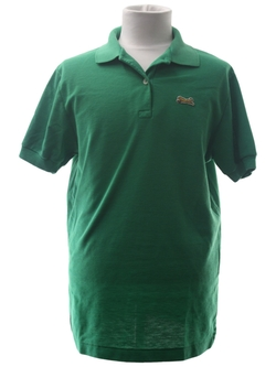 Le Tigre Polo Shirt by Rusty Zipper in Vacation
