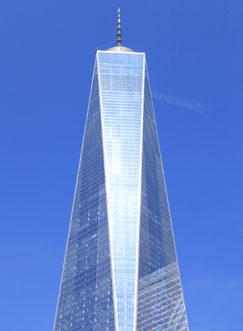 One World Trade Center New York City, New York in Teenage Mutant Ninja Turtles: Out of the Shadows