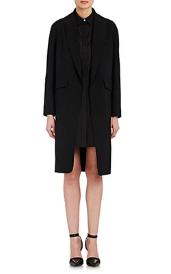 Shawl-Collar Coat by Alexander Wang in Keeping Up With The Kardashians