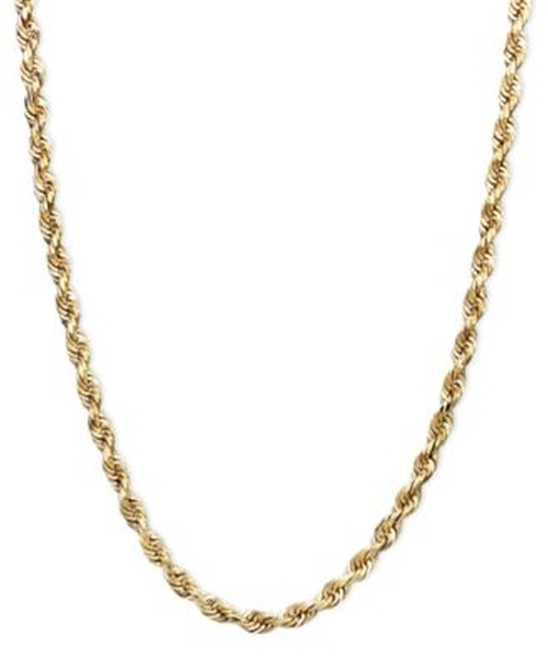 14k Gold Necklace by Macy's in Need for Speed