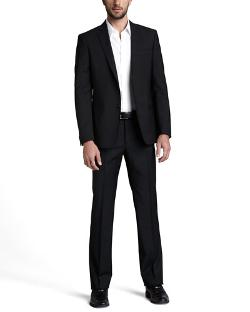 City Fit Basic Suit by Versace Collection in Safe House