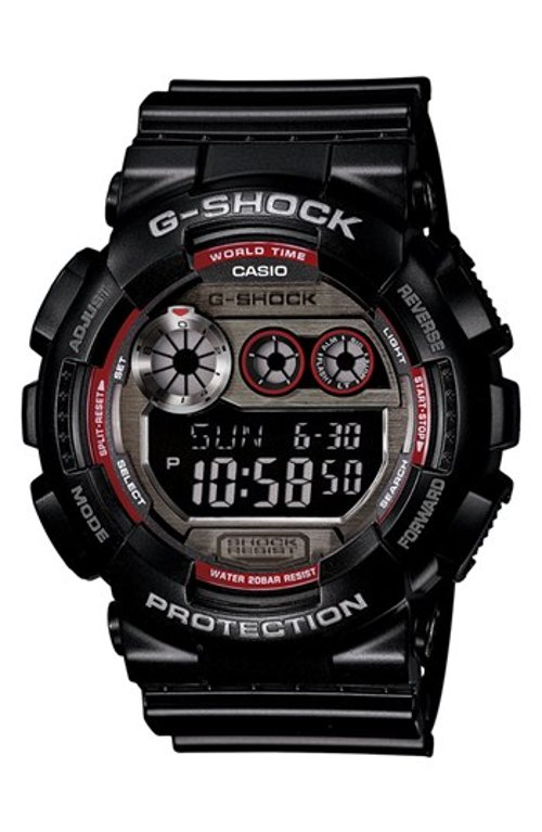 Digital Watch by G-Shock in Need for Speed