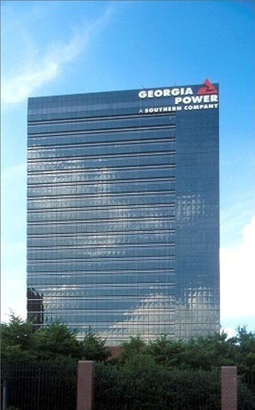 Georgia Power Company Corporate Headquarters Atlanta, Georgia in Captive