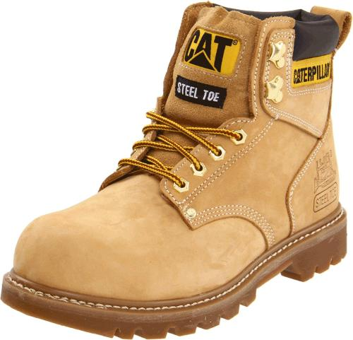Men's Second Shift ST Work Boot by Caterpillar in Hall Pass