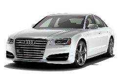 S8 Sedan by Audi in Get Hard