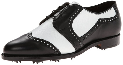 Fort Worth Golf Shoes by Allen Edmonds in Scream Queens - Season 1 Episode 1