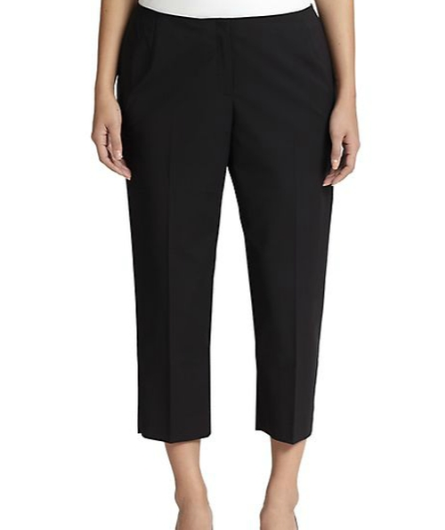 Cropped Bi-Stretch Pants by Lafayette 148 New York in Bridesmaids
