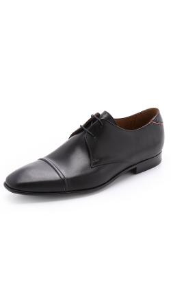 Robin Cap Toe Dress Shoes by PS by Paul Smith in We're the Millers