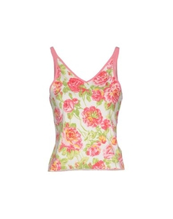 Floral Top by Blumarine in Knocked Up