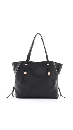 Edie Zip Tote Bag by Joie in Ride Along