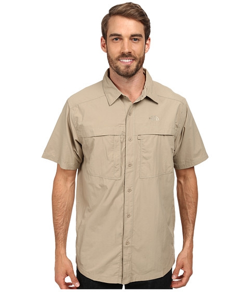 Short Sleeve Cool Horizon Shirt by The North Face in Mad Dogs