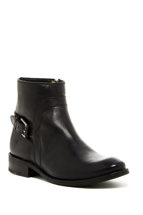 Shirley Shield Short Boots by Frye in Pretty Little Liars