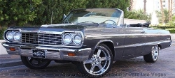 1964 Impala SS Convertible Car by Chevrolet in Dope