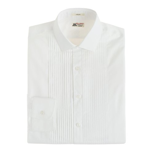 Ludlow Tuxedo Shirt by Thomas Mason in While We're Young