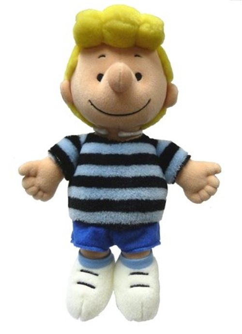 Peanuts Charlie Brown Character Schroeder Stuffed Toy by Disney in If I Stay