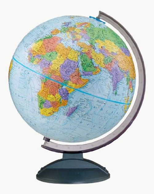 Traveler Globe by Replogle Globes in McFarland, USA