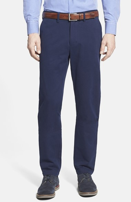 Washed Slim Fit Chinos by Nordstrom in Paper Towns