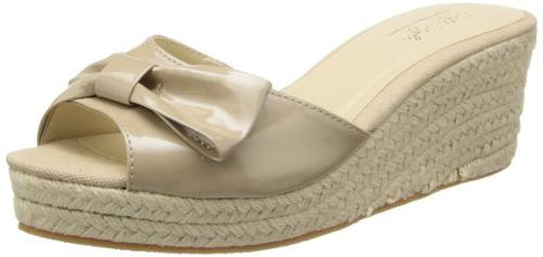 Women's Carma Wedge Sandal by Soft Style in Couple's Retreat