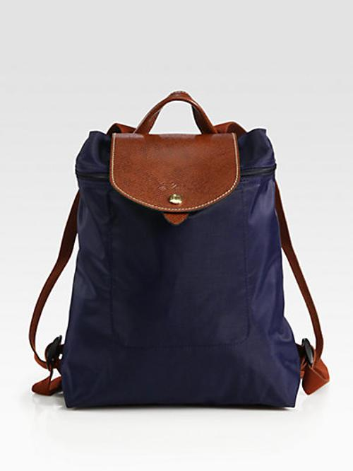 Le Pliage Backpack by Longchamp in Laggies