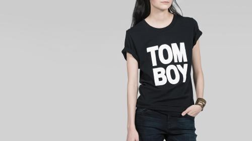 The Ultimate Tomboy Tee by Petals and Peacocks in Step Up: All In