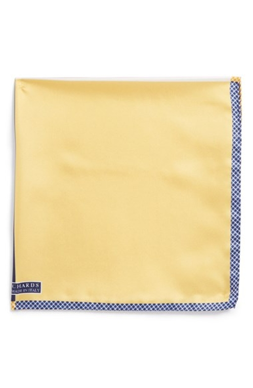 Silk Pocket Square by J.Z. Richards in Ted 2