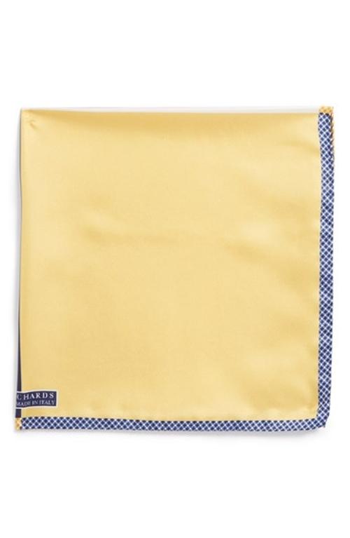 Silk Pocket Square by J.Z. Richards in Ted 2