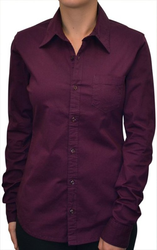 Women's Button Up Western Shirt by True Religion in San Andreas