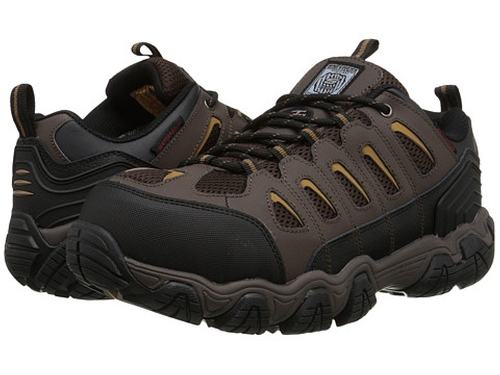 Work Blais Shoes by Skechers in Brooklyn Nine-Nine