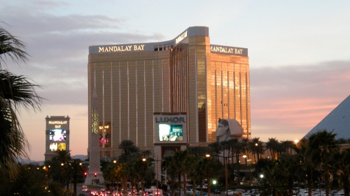 Mandalay Bay Hotel and Casino Las Vegas, Nevada in The Hangover